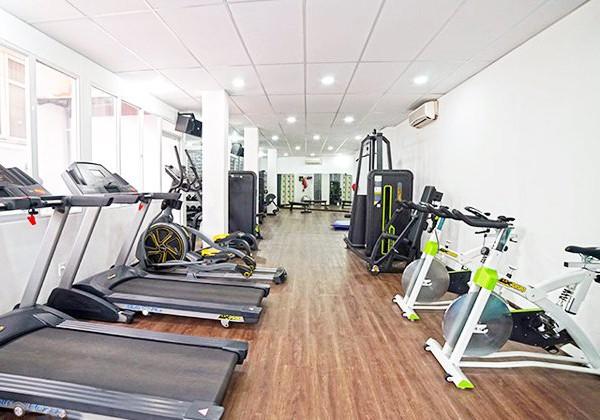 FullFit Gym & Fitness quận 3