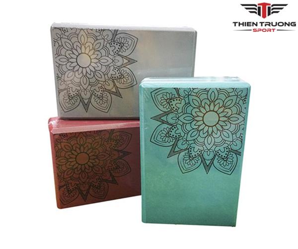 Gạch tập Yoga (Yoga block) 300 gram không bị lún, giá rẻ Nhất