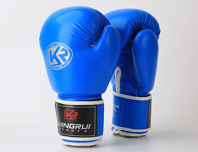Găng Boxing Kangrui YW301 xanh