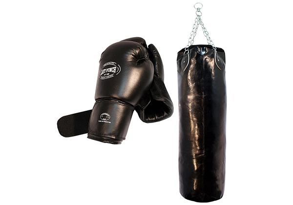 Găng tay Boxing đấm bao cát