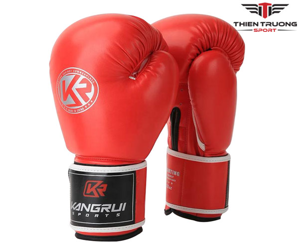 Găng tay Boxing Kangrui YW301 xịn và giá rẻ nhất ở Việt Nam
