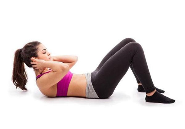 10 bài tập thể dục eo thon bụng nhỏ cho chị em tự tin thả dáng !