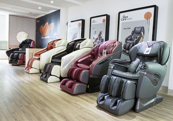 Ghế massage cũ thanh lý