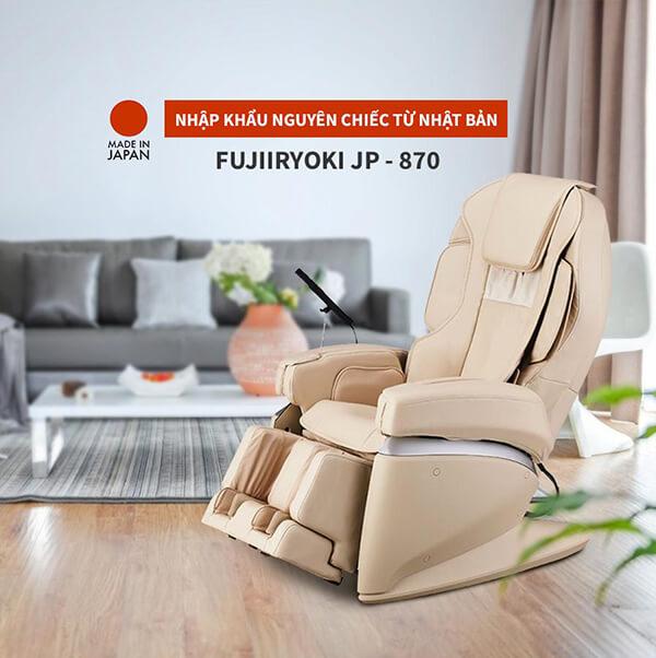 Ghế massage Fujiiryoki