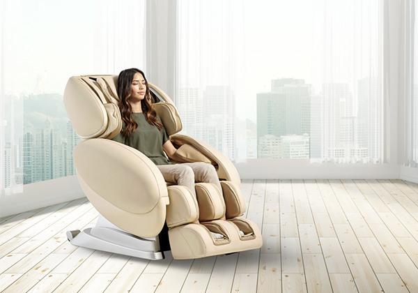 Ghế massage giúp ngủ ngon