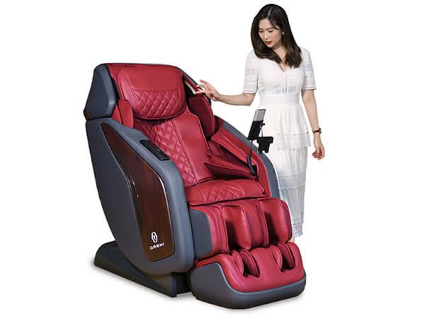 Top 10 thương hiệu ghế massage đang được ưa chuộng nhất năm 2021