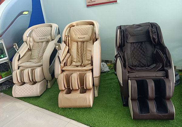Ghế massage tại Nam Định