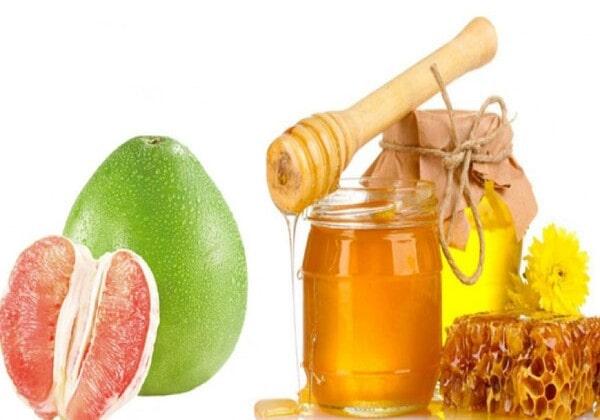 Giảm cân bằng vỏ bưởi và mật ong - công thức vàng loại bỏ mỡ thừa sau sinh
