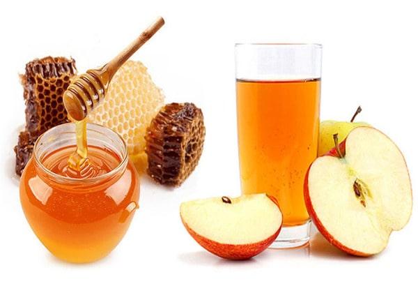 Lấy lại vóc dáng thon gọn bằng giấm táo mật ong