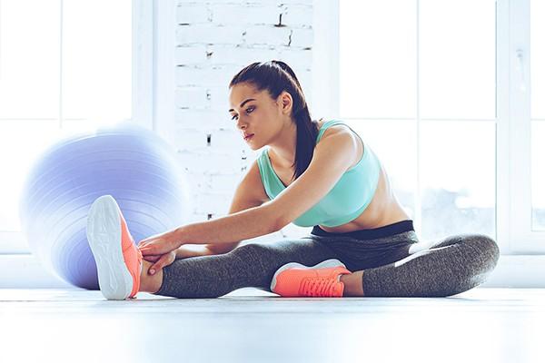 Các bài tập giãn cơ cho từng nhóm cơ trên cơ thể dễ thực hiện !