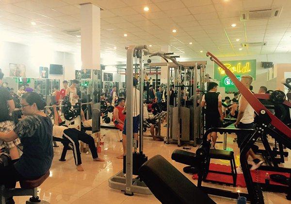 Gold Gym Phạm Thế Hiển quận 8