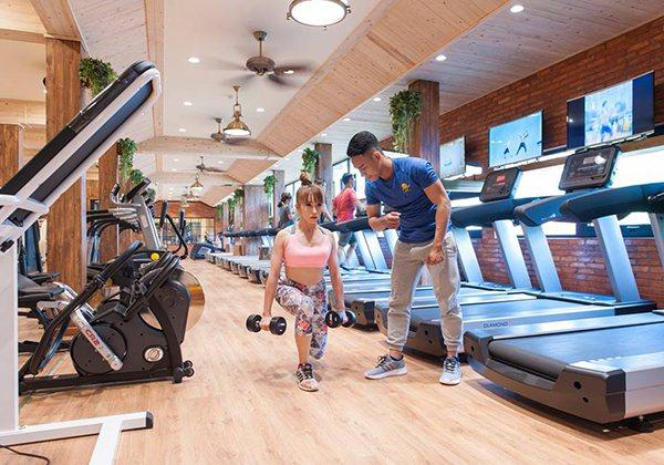 Phòng tập Gym quận 3 ở Tp Hồ Chí Minh mới và hiện đại Nhất