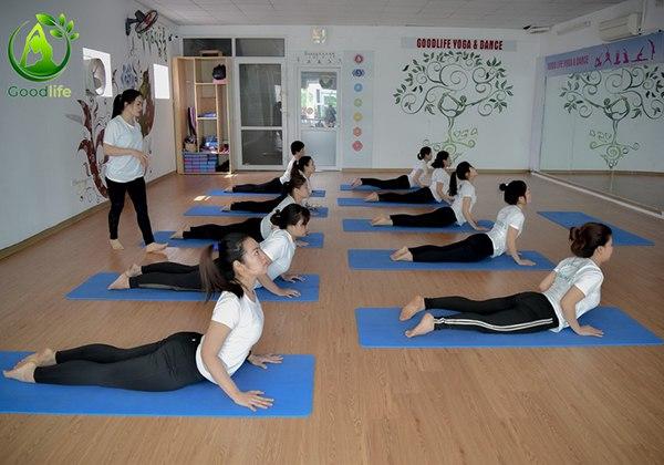 Goodlife Yoga Dưỡng sinh Hà Đông