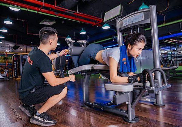 Gym Aefitness - 183 Hoàng Văn Thái