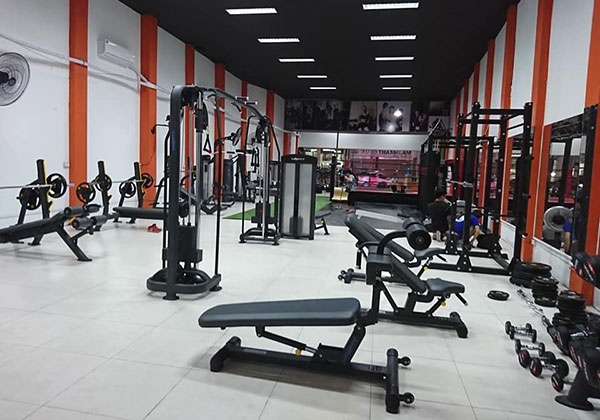 Gym - Boxing - Muay Thái Long Biên