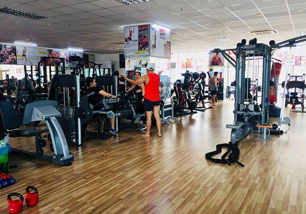 Gym Dũng Sport Tân Phú