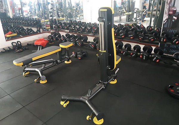Phòng tập Gym quận 6 - TpHCM chuyên nghiệp, hiện đại Nhất