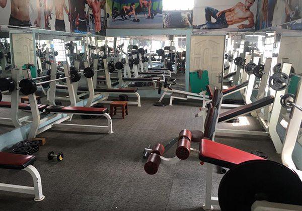 Gym Ngã Tư Ga quận 12