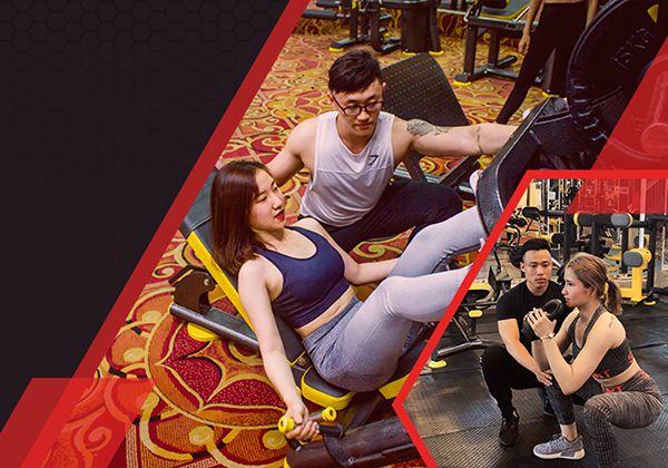 Gym Tài Nguyên quận Tân Phú