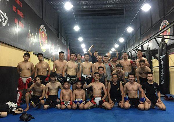 Các lớp học Muay Thái Hà Nội chất lượng, đông hội viên nhất !