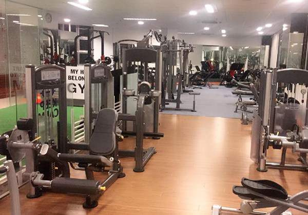 HEBES Gym and Fitness quận 5