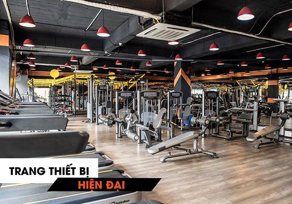 Helios Fitness & Gym Xã Đàn