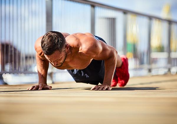 Cách tăng cơ bắp tại nhà hiệu quả không cần đến phòng Gym !