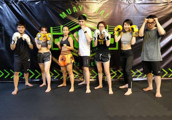 Hit Muay Thai & Fitness Center