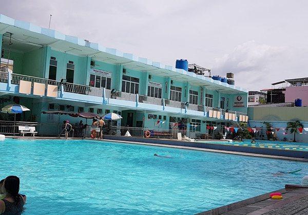 Hồ bơi Cộng Hòa quận Tân Bình