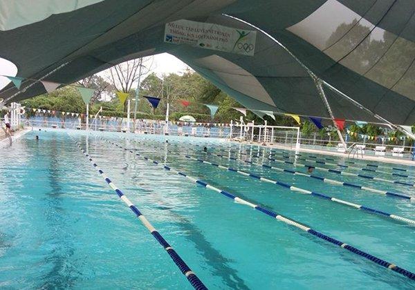 Hồ bơi Đạt Đức Gò Vấp