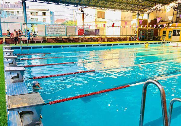 Hồ bơi Hàng Hải quận 2