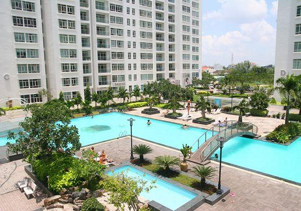 Hồ bơi Hoàng Anh Gia Lai quận 7