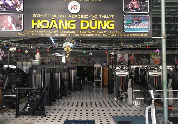 Phòng tập Gym Hội An chất lượng và thu hút đông hội viên nhất