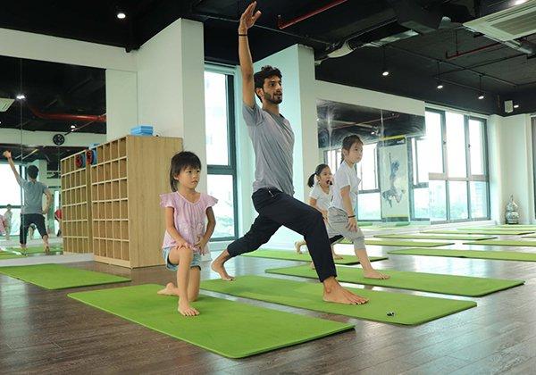 Hội Gym Fitness & Yoga Center