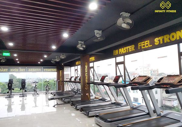 Infinity Fitness Thanh Hóa