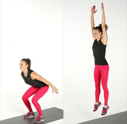 Jumping Squat