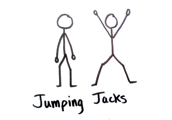 Jumping Jack là gì?