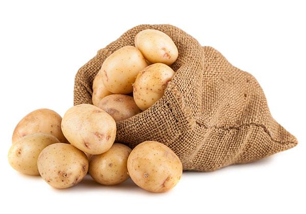 Khoai tây giàu tinh bột