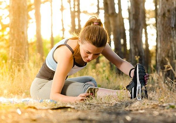 Khởi động giúp tránh căng cơ