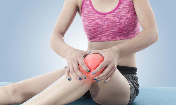Bạn không được bỏ qua các cơn đau khi tập luyện