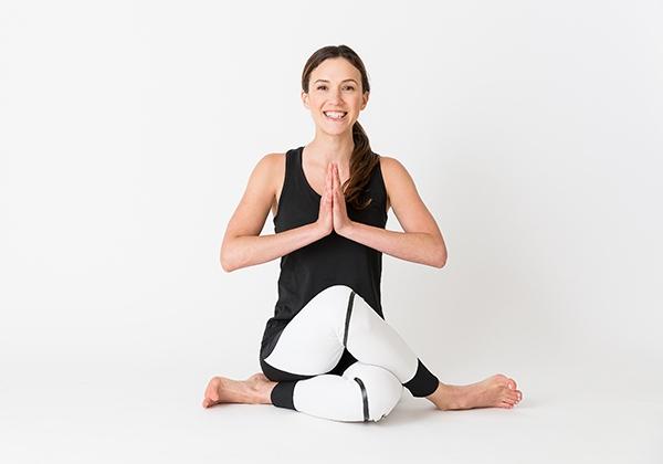 Không suy nghĩ nhiều khi tập Yoga