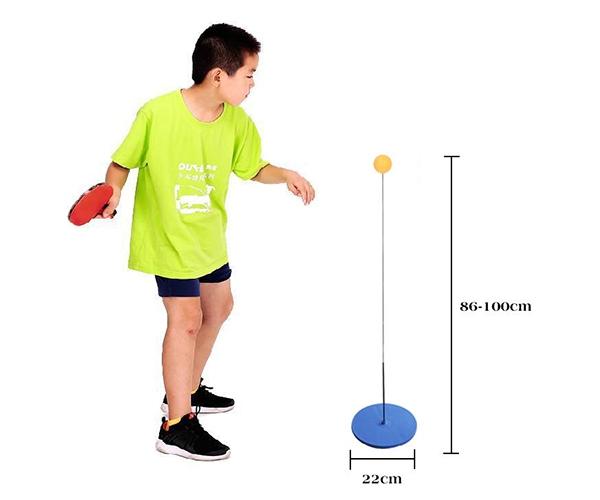 Kích thước bóng bàn phản xạ