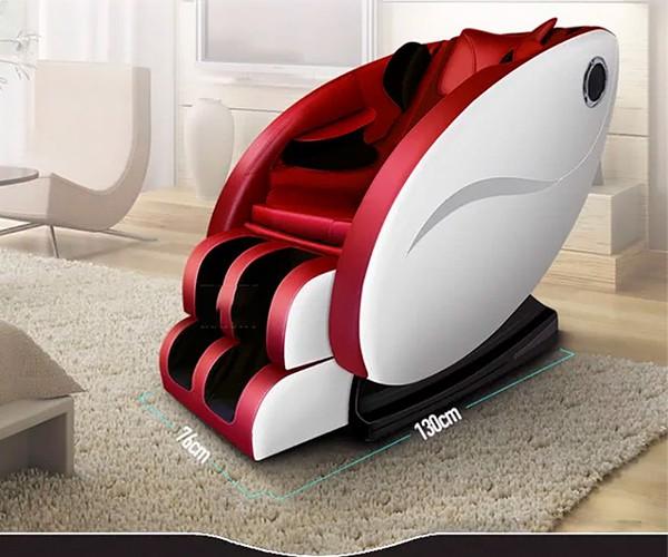 Kích thước ghế massage Kachi MK-119