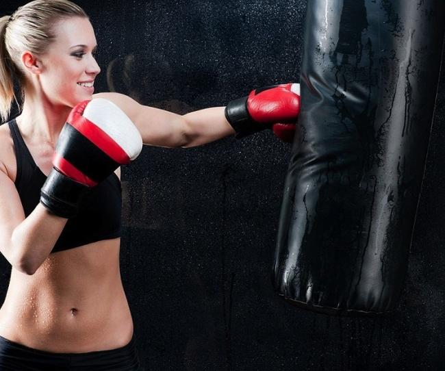 kick boxing tự vệ
