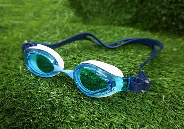 Kính bơi View V760 xanh trắng