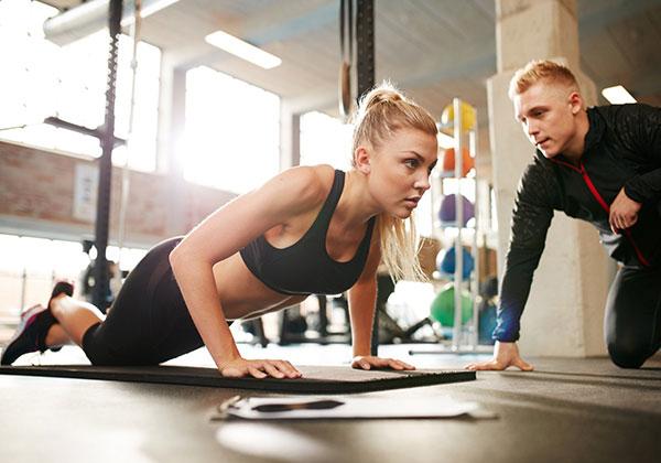 Kinh nghiệm tập Gym cho nữ