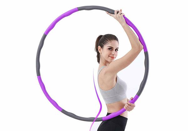 Lắc vòng có giảm eo không? Cách lắc để eo thon bụng phẳng?