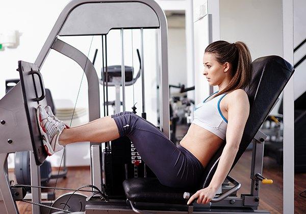Lên lịch tập Gym cho nữ