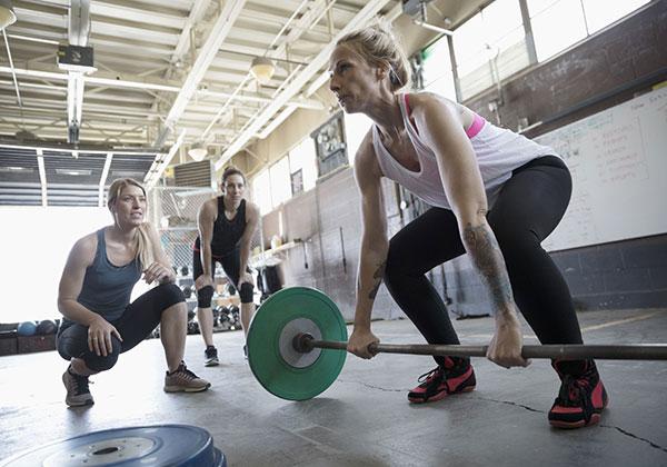 Cách lên lịch tập Gym cho nữ tăng cân chuẩn và hiệu quả Nhất