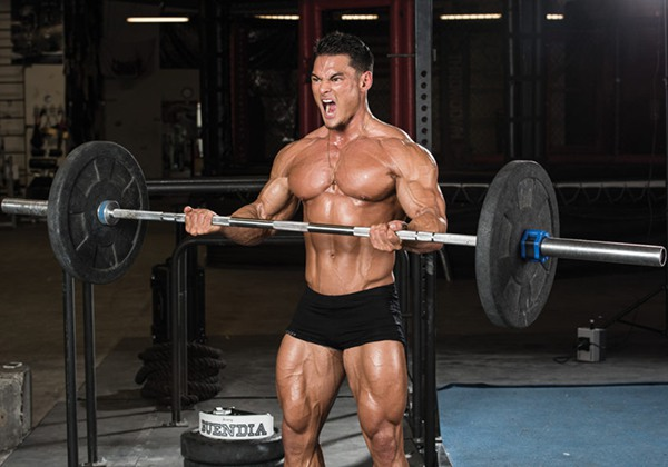 Lịch tập Gym của Jeremy Buendia